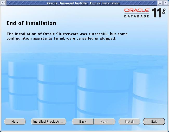 oracle 11g installation on linux step by step pdf
